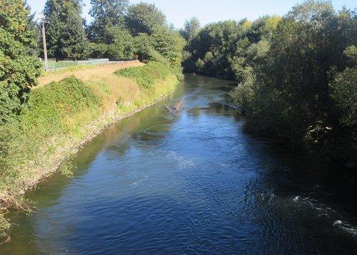 Green River, Kent, Washington