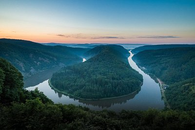 Parc national Hunsrück-Hochwald/ Saarschleife (photo par François Thierens)