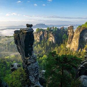 Parc national de la Suisse saxonne (photo par Philipp Ziegler)