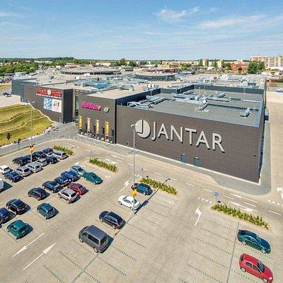 Centrum Handlowo-Rozrywkowe Jantar