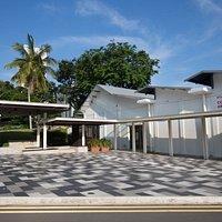 NTU Centre for Contemporary Art Singapore, exhibition space, Block 43 Malan Road, Gillman Barrac