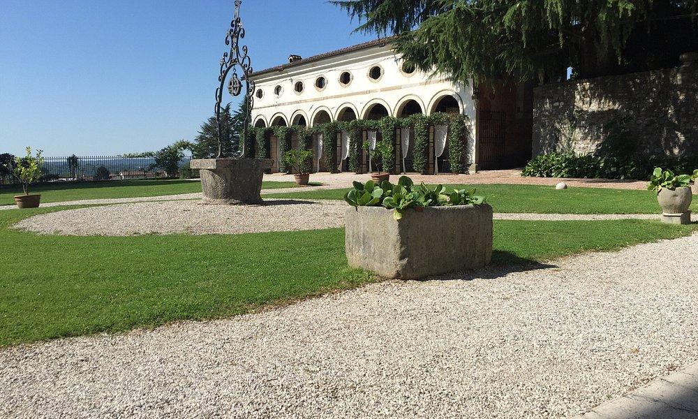 Ein paar Impressionen von unserem Aufenthalt in der Villa Galliani Deciani