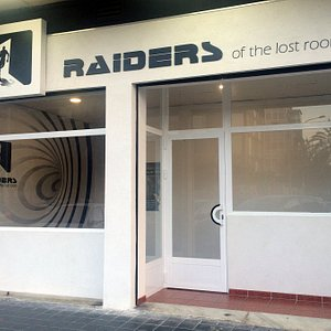 Raiders of the lost room
