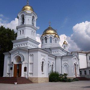 Церковь Вознесения Господня в Геленджике