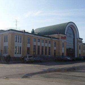 Вокзал в Терийоки