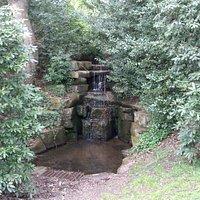Little waterfall hidden away