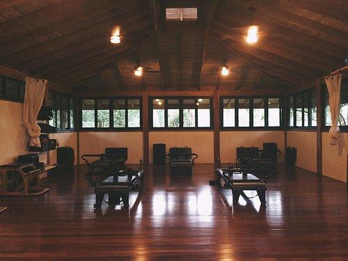 Pilates Nosara studio (iphone shot)