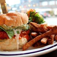 Mmmmeet burger!