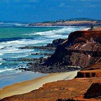 Praias a perder de vista