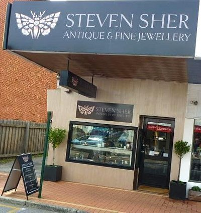Our Antique & Fine Jewellery Shop in Nedlands