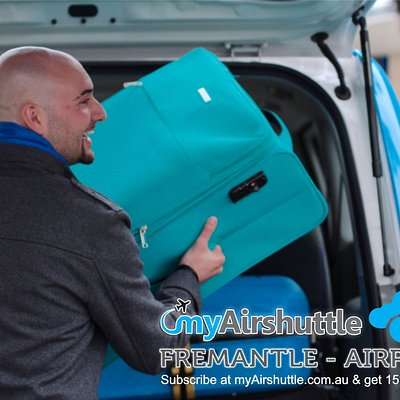 Direct Fremantle to Perth Airport shuttle
