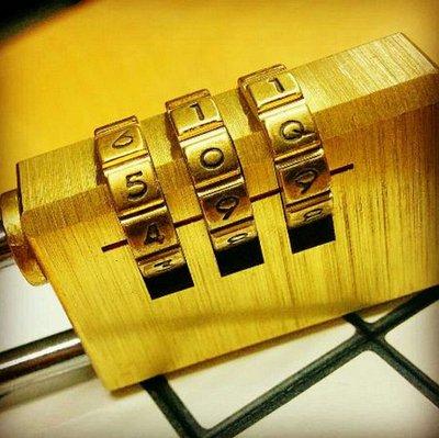 Candado de Oro