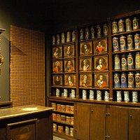 Музей фармацевтики в Лливия
