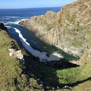 September break Inishbofin.