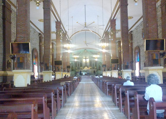 Inside the Church (Nave)