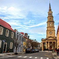 St. Philip's Church Charleston SC