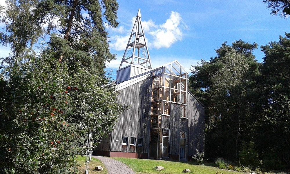 Eine-Welt-Kirche in Schneverdingen