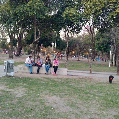 Parque mitre