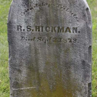 Ever hear of Beau Hickman?  A bigger bum you never met including some of those on the hill today
