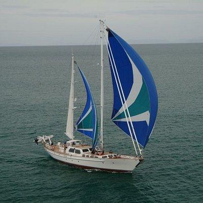 Yonder Star Sailing