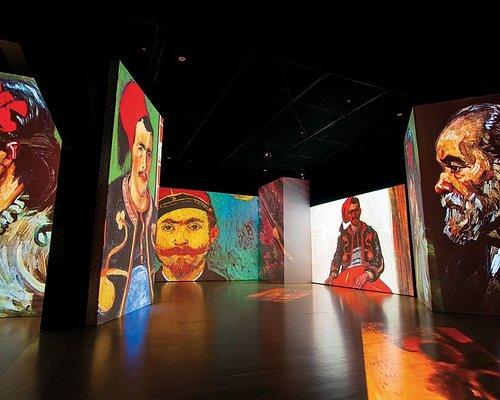 Wystawa Van Gogh Alive