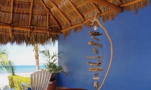 This is one of my favorite personal pieces, which hangs under my palapa.