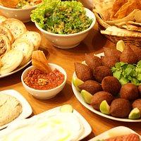 O melhor da culinária libanesa localizado no coração do Gonzaga