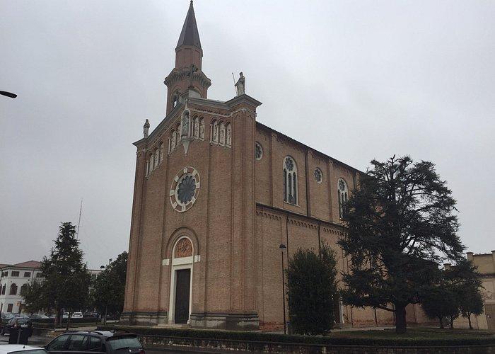 A bela igreja de Campodarsego