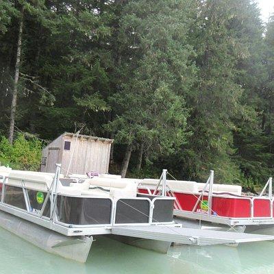 Chilkoot Fishing Tour, Chilkoot Lake, Haines, Alaska