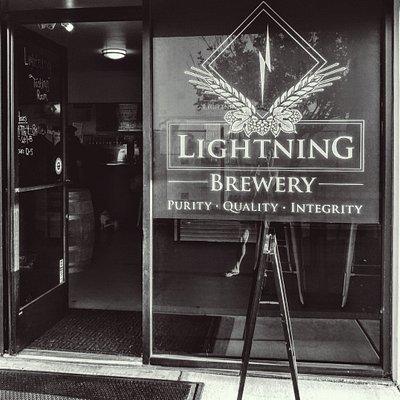 Welcome to Lightening...