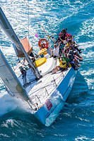 Sail a Volvo 60 ocean racer in the Whitsundays