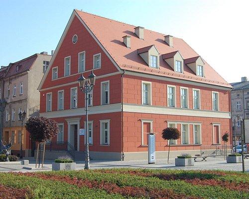 Budynek Muzeum Ziemi Kępińskiej im. T.P. Potworowskiego w Kępnie