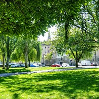 El Parque más frecuentado de Logroño