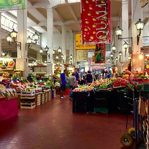 The market is big and it's plenty of different products! Enjoy the trip! ;-)