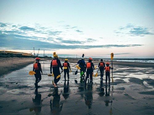 Kayaking Blyth