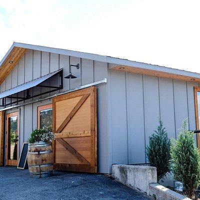 Three Sisters Winery Tasting Room