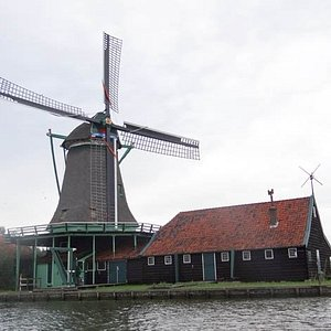 De Bonte Hen windmill