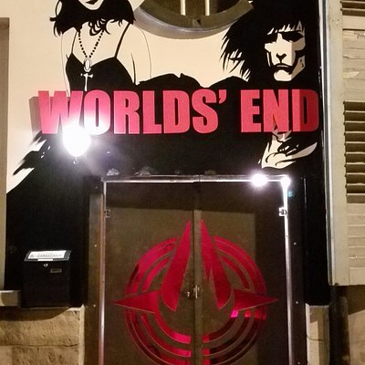 Worlds' End Comics & Games