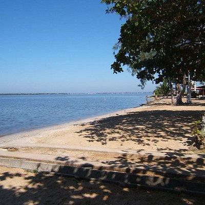 Praia de Bananeiras em Araruama RJ