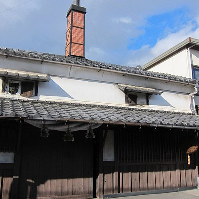 "Sake brewery ""Masuda Tokubee Shoten"""