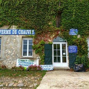 Ferme-Chèvrerie de Chauvry