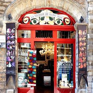 Facade boutique