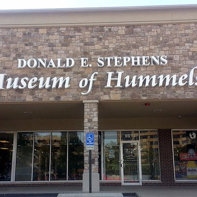 Entrance to Museum of Hummels