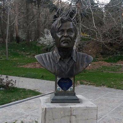 Master Behzad Statue