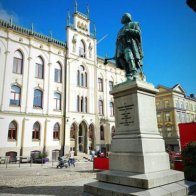 Monument Engelbrekt Engelbrektsson