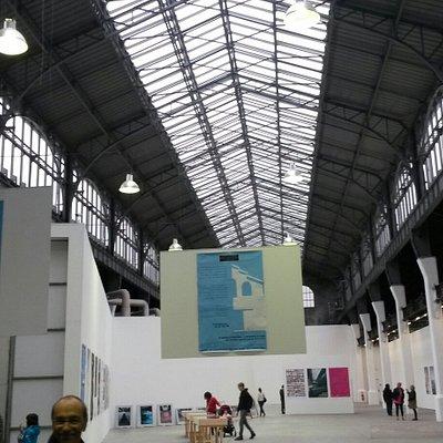CNAC - Le Magasin (Centre National d'Art Contemporain)