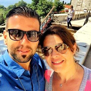 Guide Tim and Guide Ozi in Topkapi Palace , guideetim@hotmail.com , +905335101030