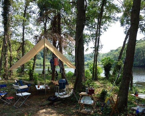 camp in Awajishima Mammoth
