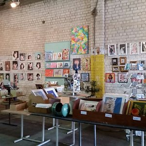 Contemporary art and merchandise