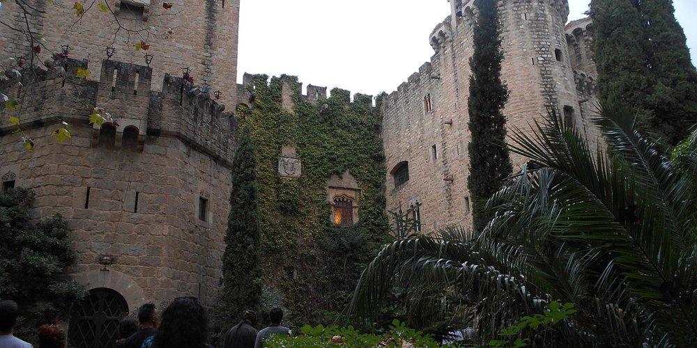 Castell de Sta. Florentina (Canet de Mar)